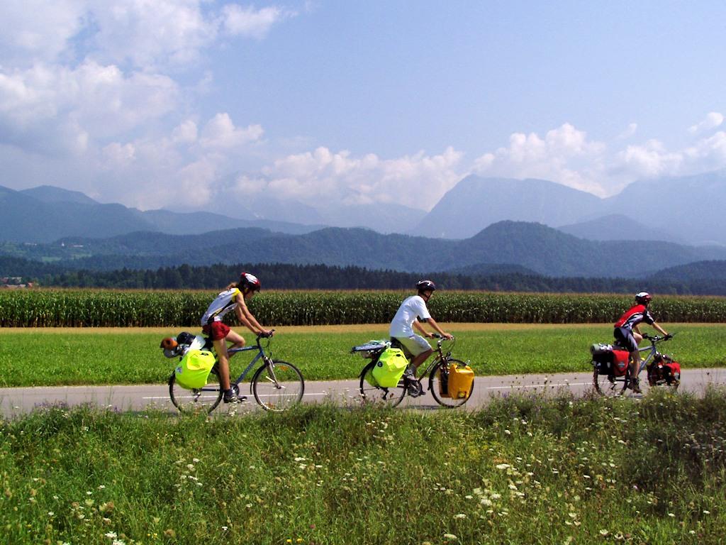 vantaggi bici elettrica