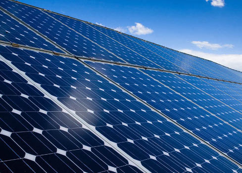 attrezzatura fotovoltaica