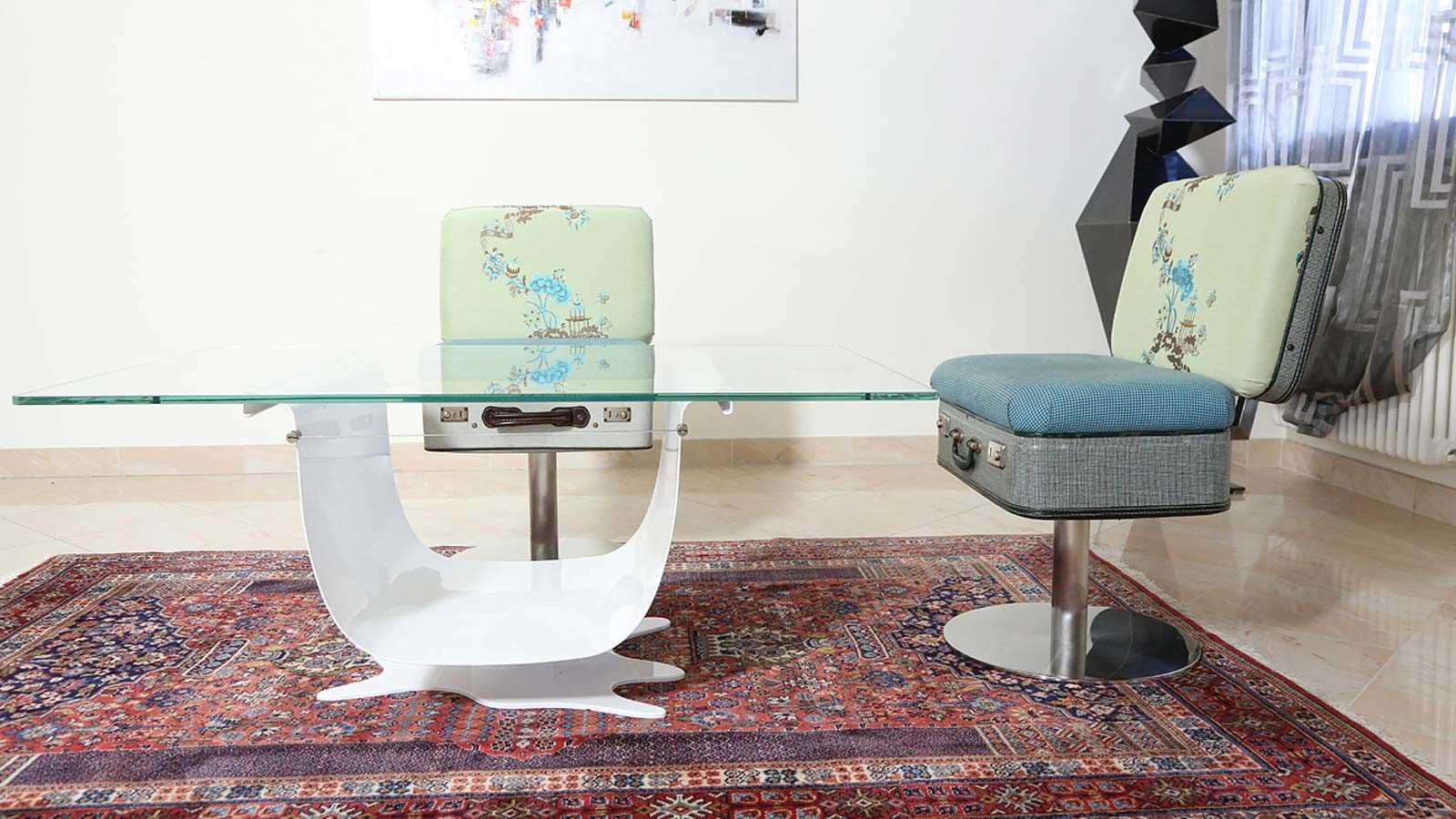 Poltrone design by Poligoni