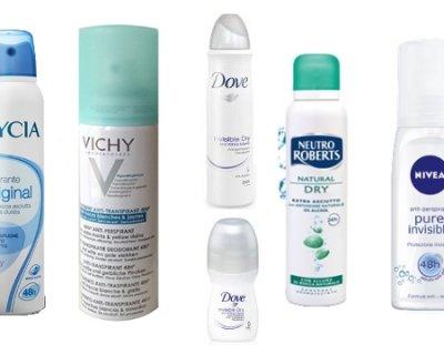 profumarsi con i deodoranti