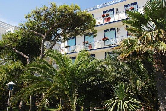 hotel conchiglia jesolo