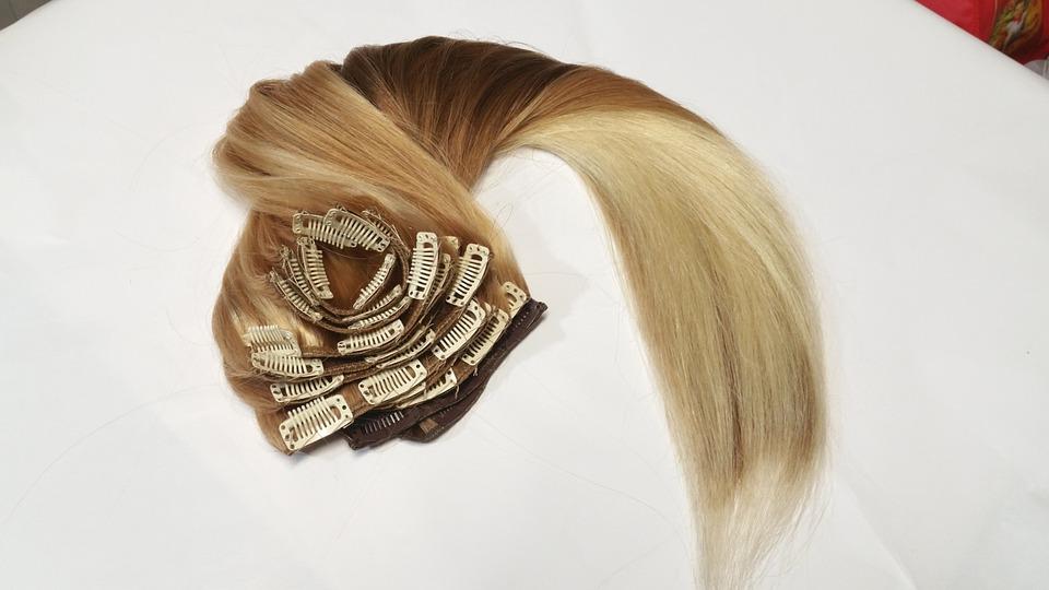 clip extension per capelli