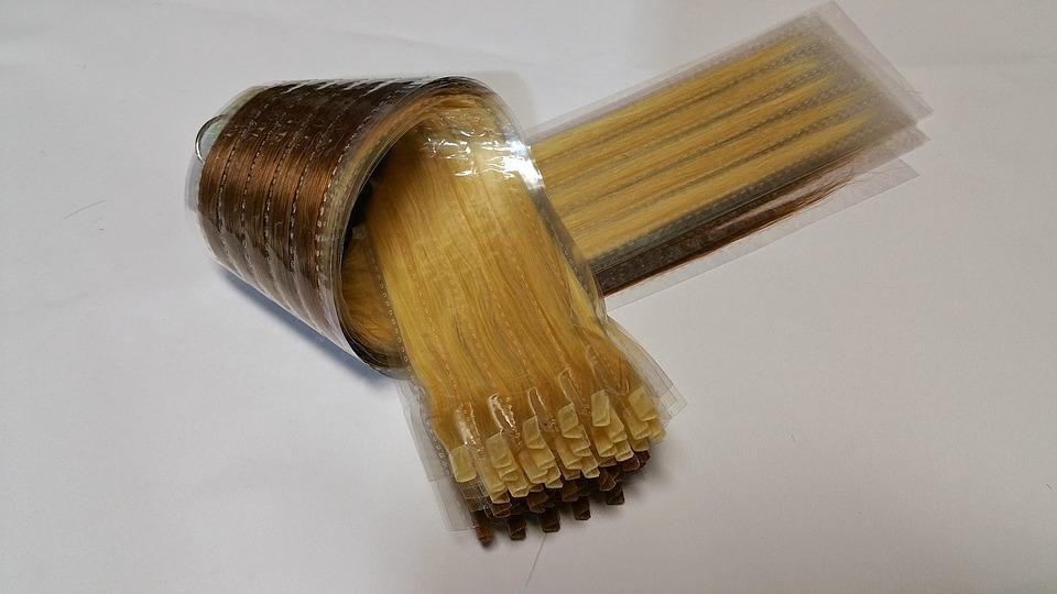 extension per capelli - girando pagina