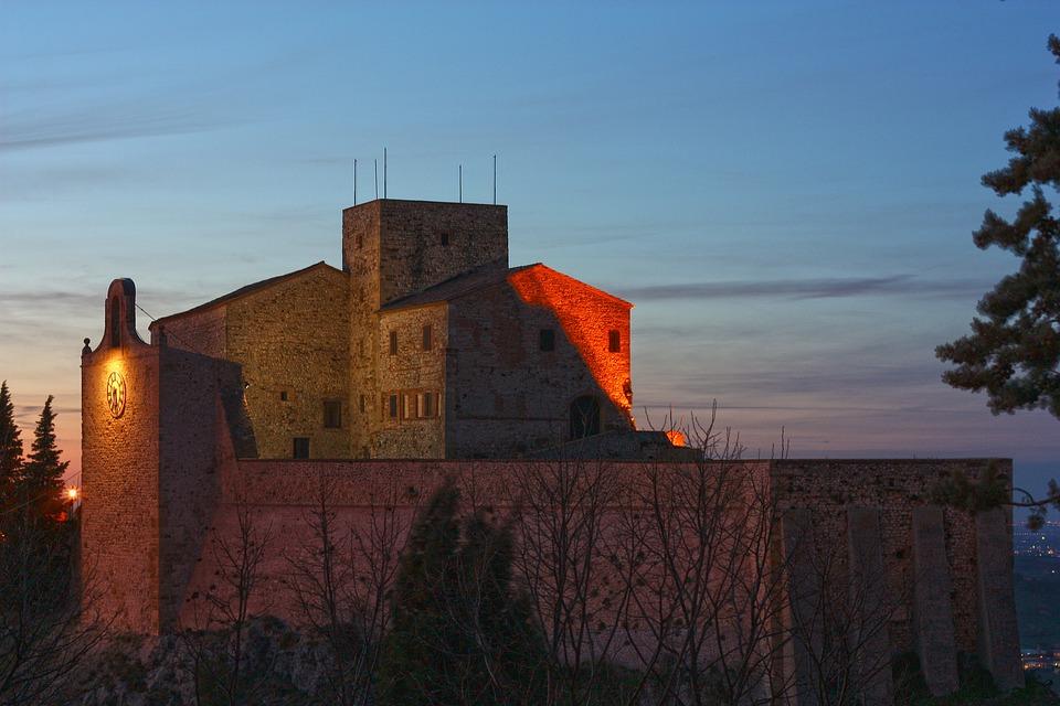 castello di verrucchio